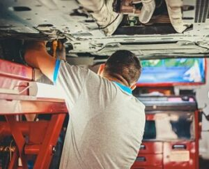 Submit to a vehicle inspection to get your loan underwriting completed.